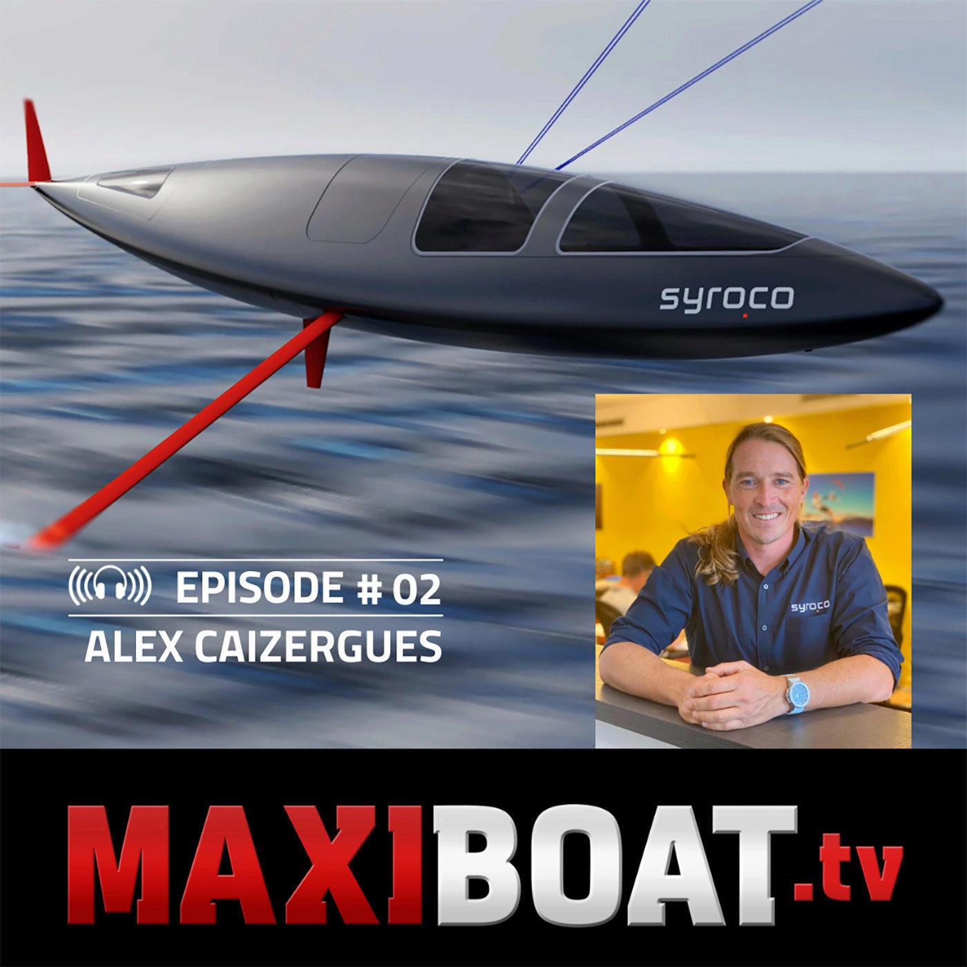 #2 - Objectif 150 km/h sur l'eau avec Alex Caizergues, recordman de vitesse en Kite !