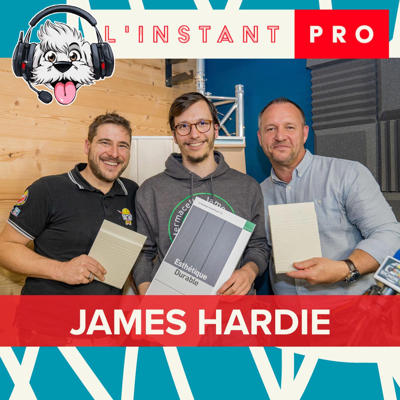 JAMES HARDIE, bardage HardiPlank VL - L'instant PRO de BichonTV