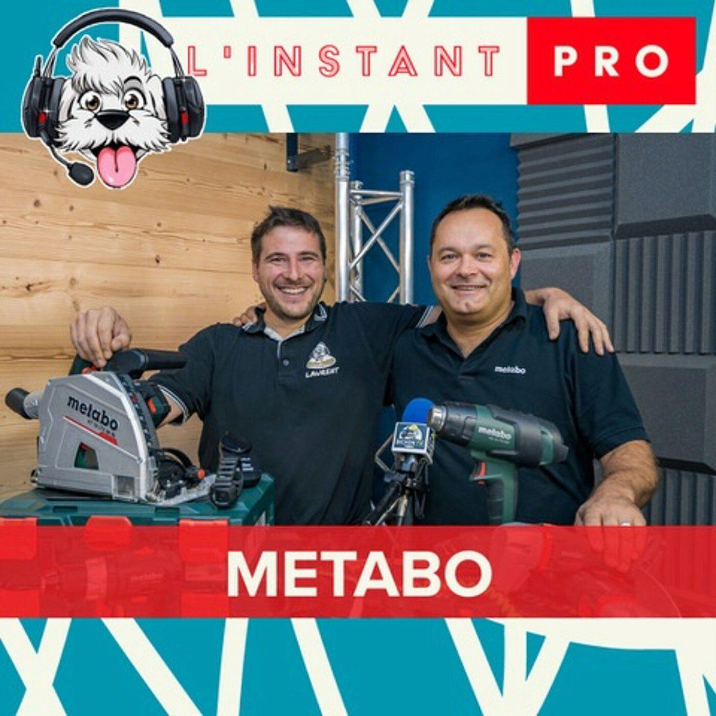 METABO L'outillage Généraliste Pro - l'instant pro - Radio bichon