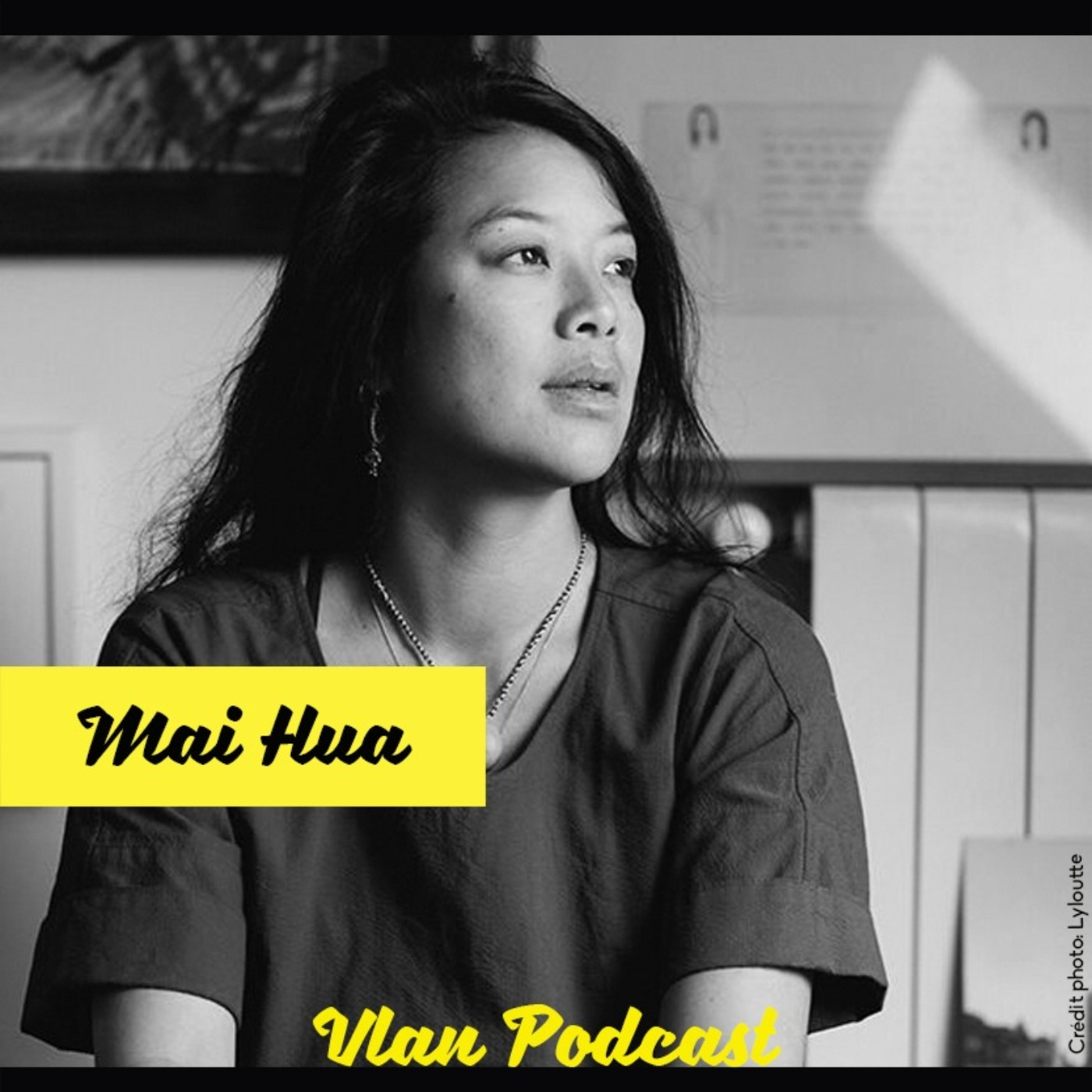 Vlan #100  L'humanisme pour réinventer les masculinités avec Mai Hua