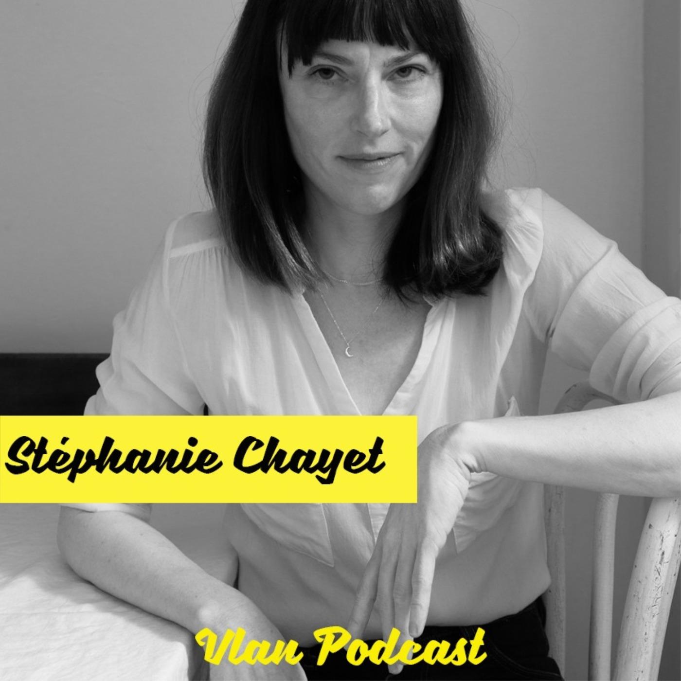 Vlan #134 Remettre en question ses croyances sur les psychédéliques avec Stéphanie Chayet