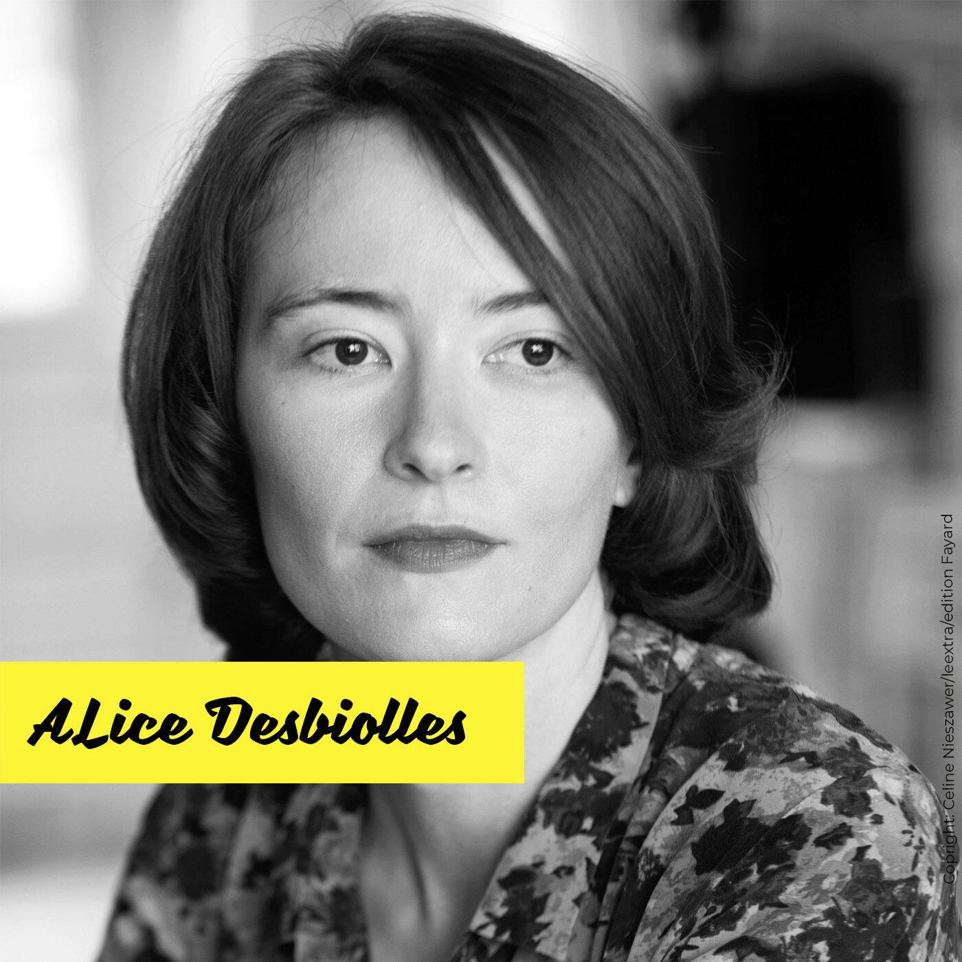 #167 Comment gérer l'anxiété due au réchauffement climatique avec Alice Desbiolles
