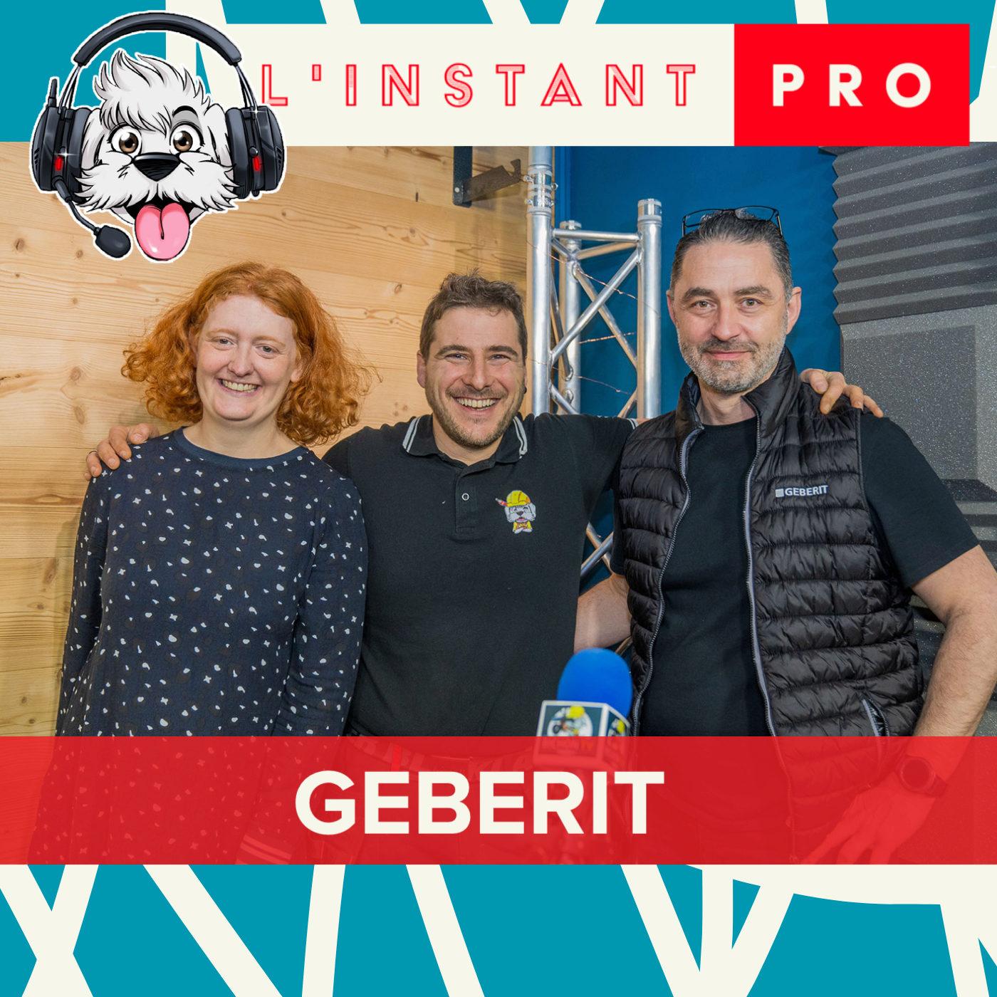GEBERIT lance RENOVA une nouvelle gamme accessible et pro. L'instant PRO de BichonTV