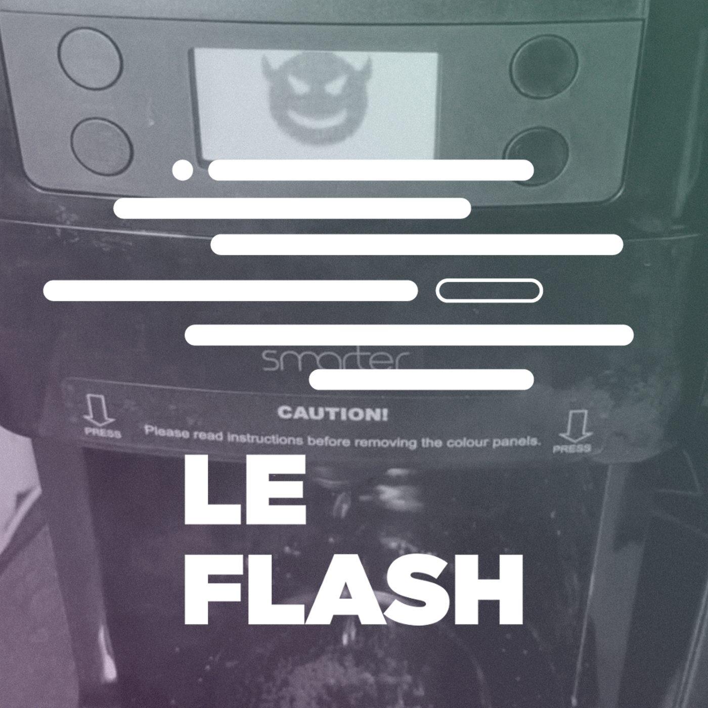 Flash - Hacker une machine à café