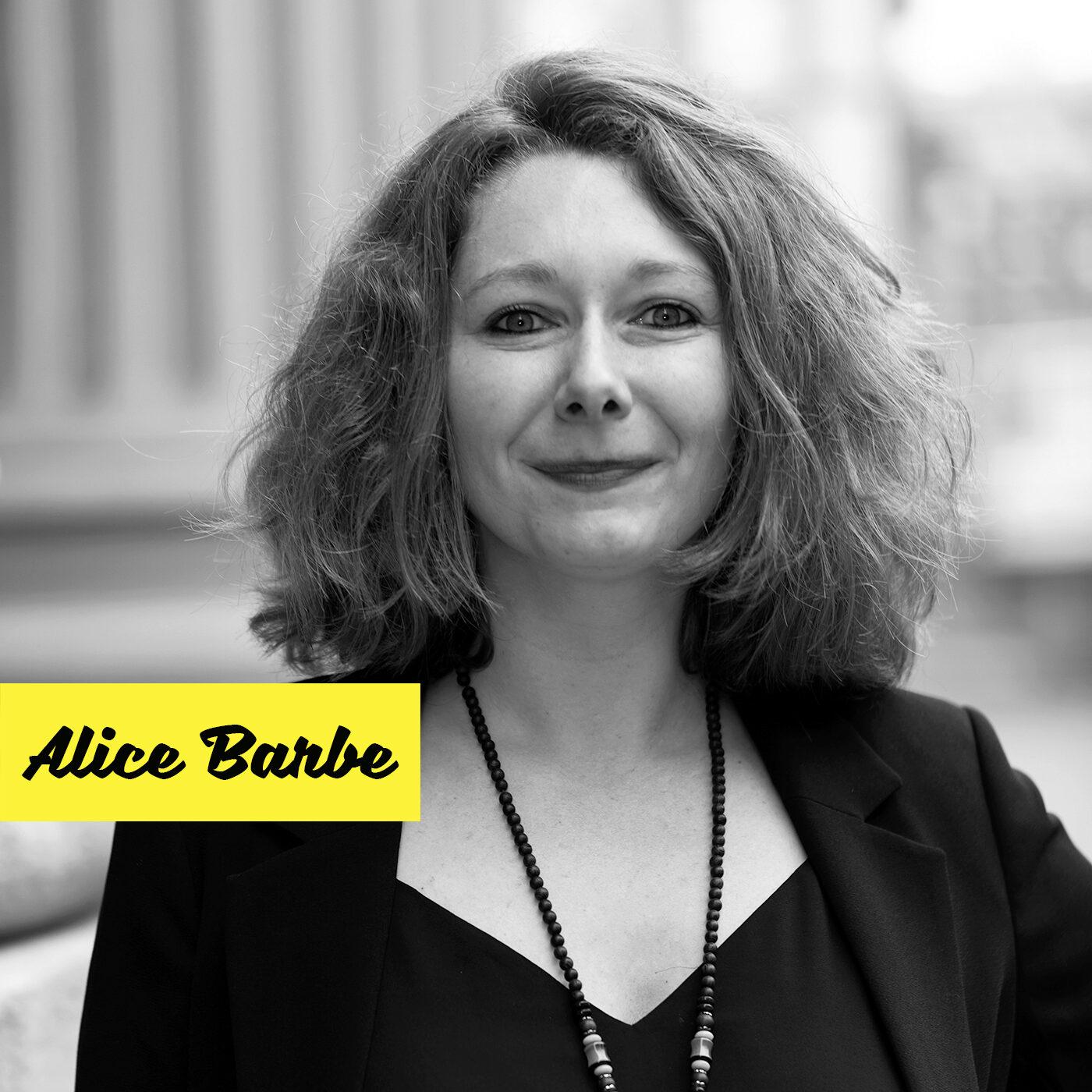 #163 De quel leader politique la France a besoin?  avec Alice Barbe