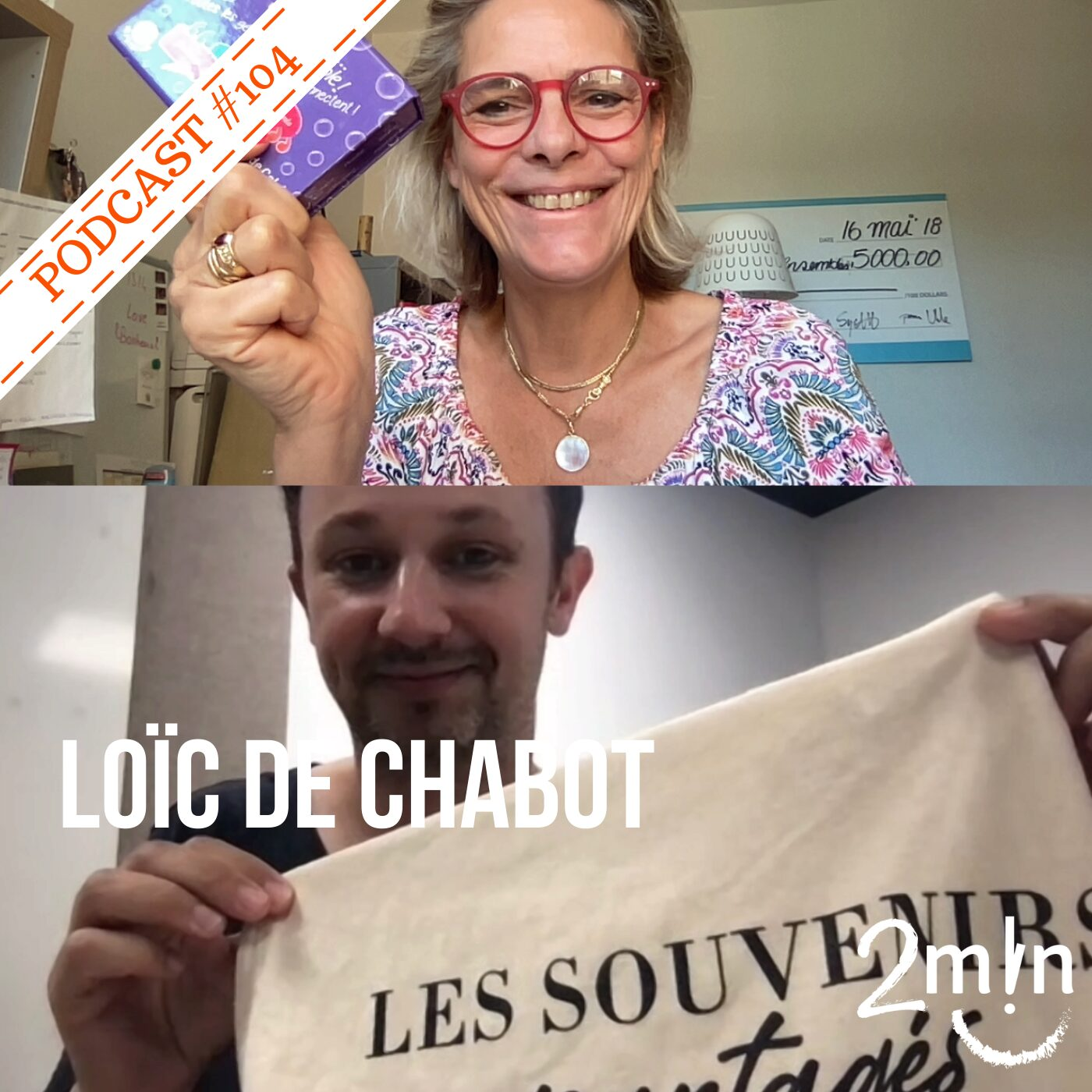 BdeB #104 : Du bonheur avec Loïc de Chabot