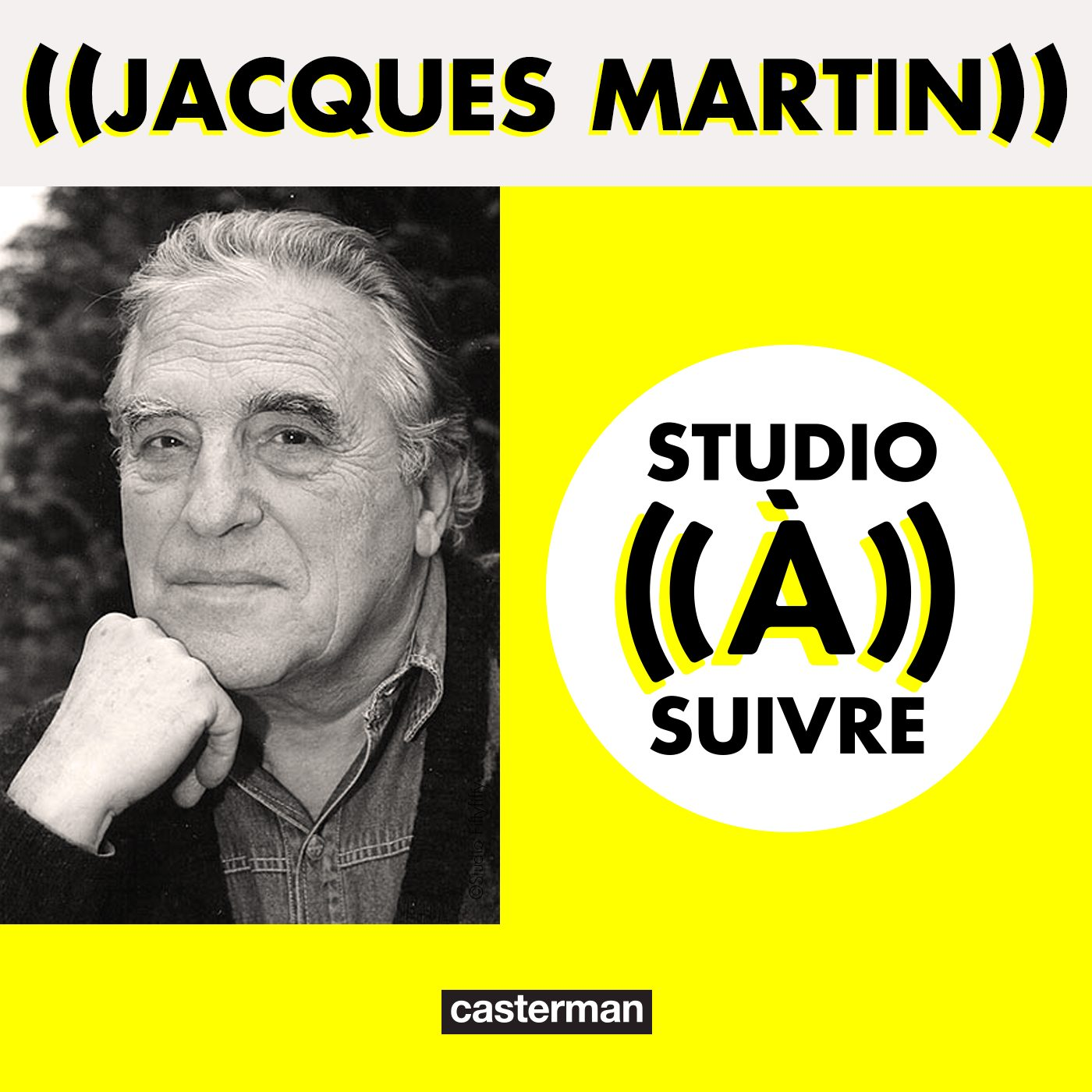 Jacques Martin, hommage