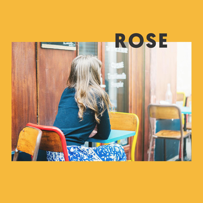 17 • Rose