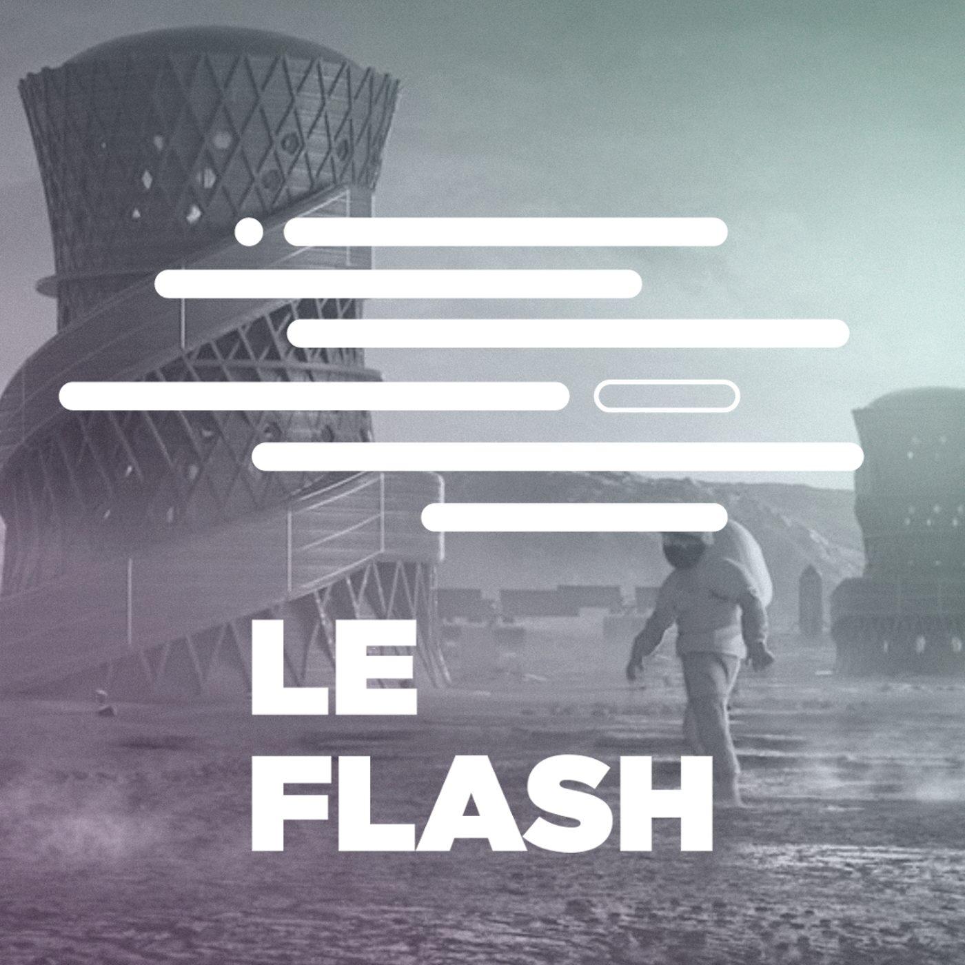 Flash - Bâtir sur Mars