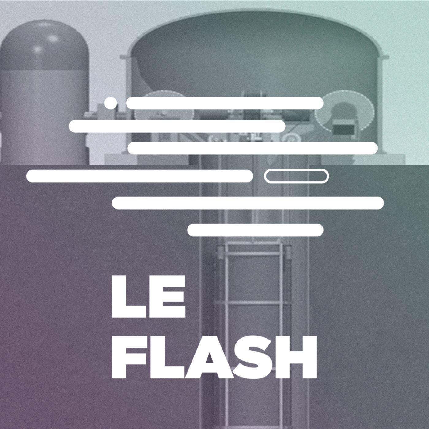 Flash - Des batteries à gravité !