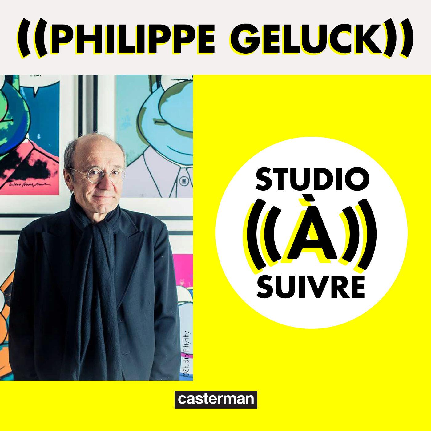 """Philippe Geluck : """"Il m'a fallu dix ans pour donner au Chat sa tête définitive"""""""