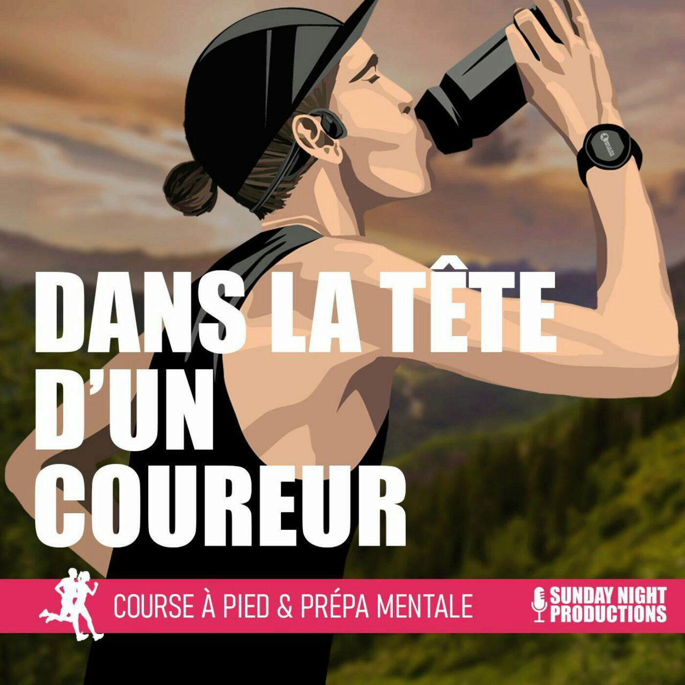 Sédentarité & Santé mentale, quand le Running soigne le corps et l'esprit (avec Stéphane Diagana) / Paris Running Festival