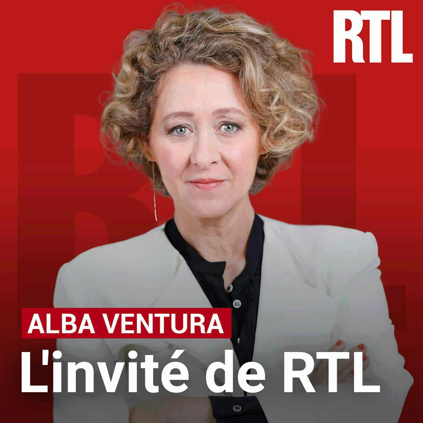 Image 1: Podcast L invite de RTL