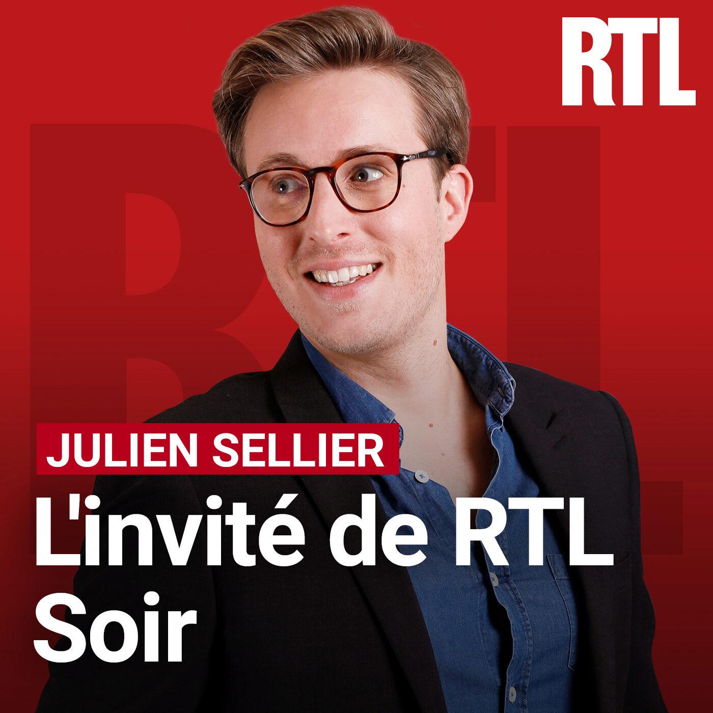 Image 1: L invite de RTL Soir