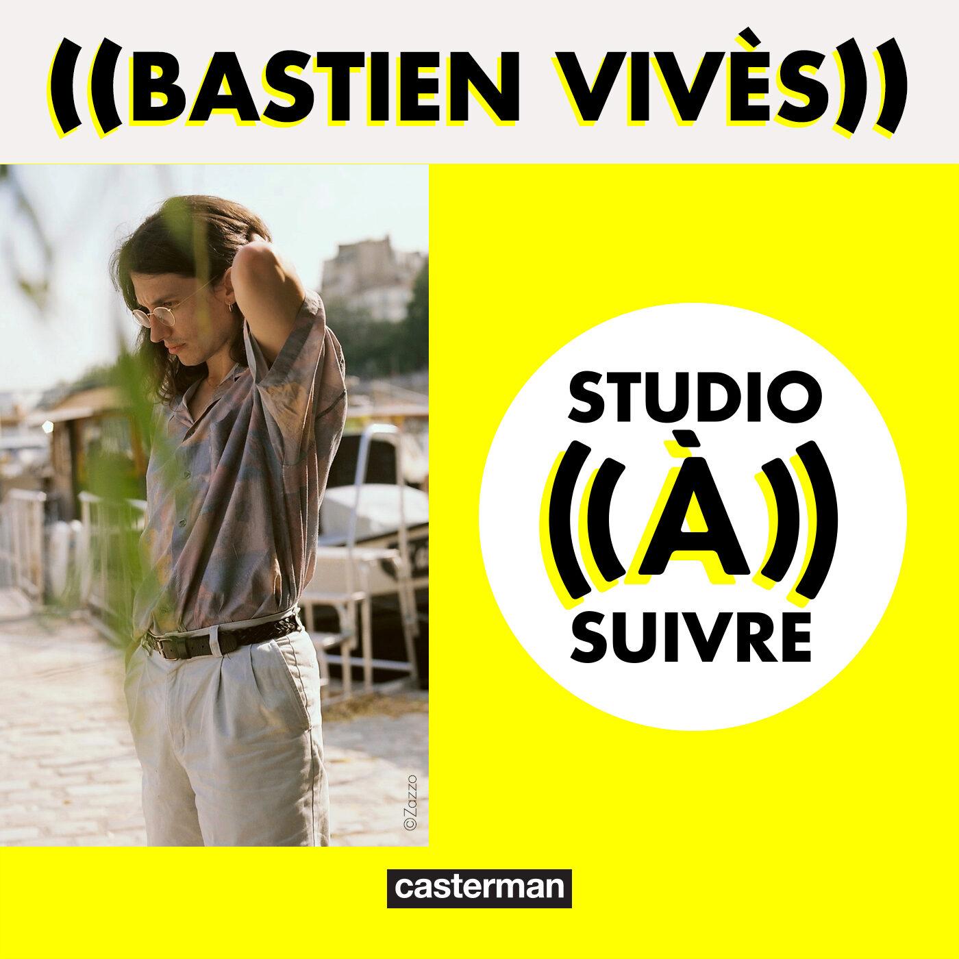 """Bastien Vivès : """"Tomber amoureux de son dessin est la pire chose qui puisse arriver"""""""