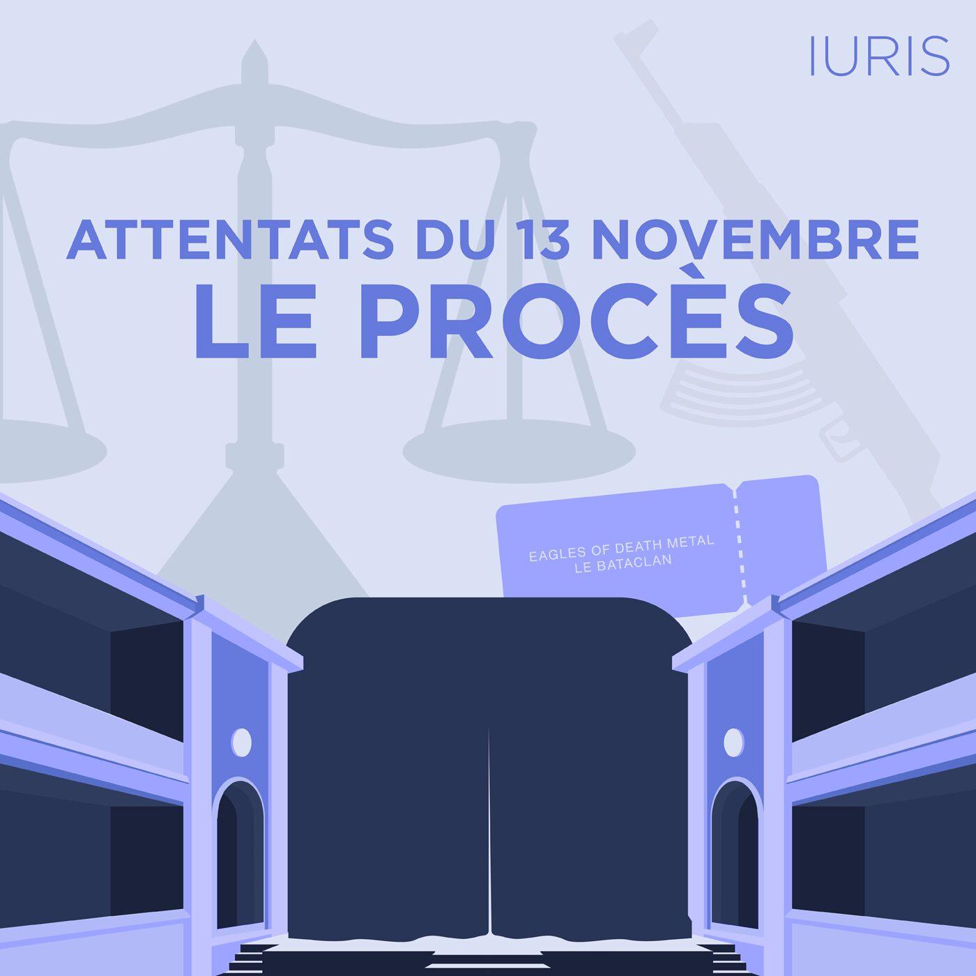 IURIS Attentats du 13 Novembre : Le Procès