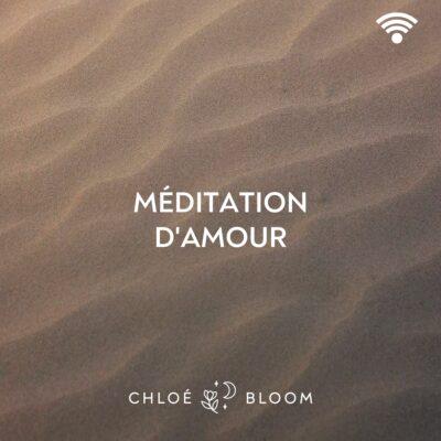 Méditation d'amour