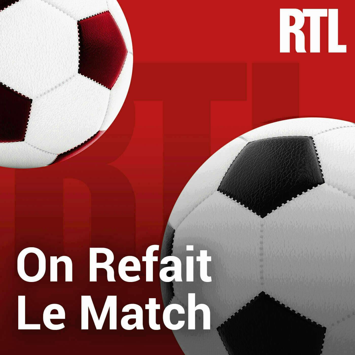 Image 1: Podcast On refait le match avec Denis Balbir sur RTL