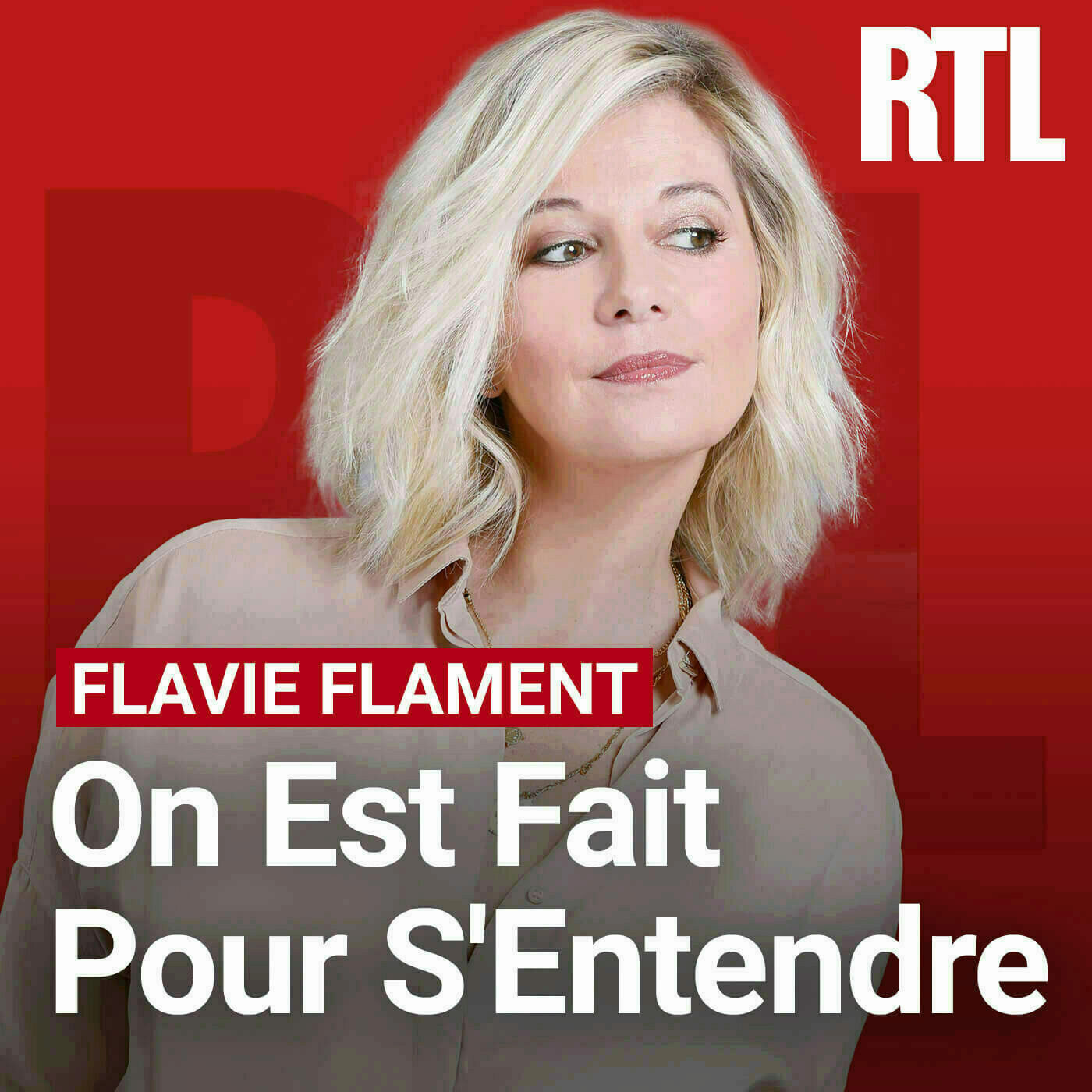 Image 1: Podcast On est fait pour s entendre sur RTL